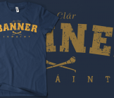 Vintage Clare Hurling T-shirt