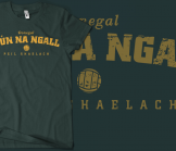 Vintage Donegal Gaelic Football T-shirt
