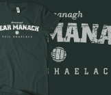 Vintage Fermanagh Gaelic Football T-shirt