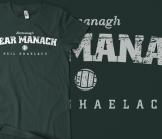 Vintage Fermanagh Gaelic Football T-shirt