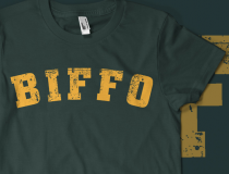 Vintage Offaly BIFFO T-shirt