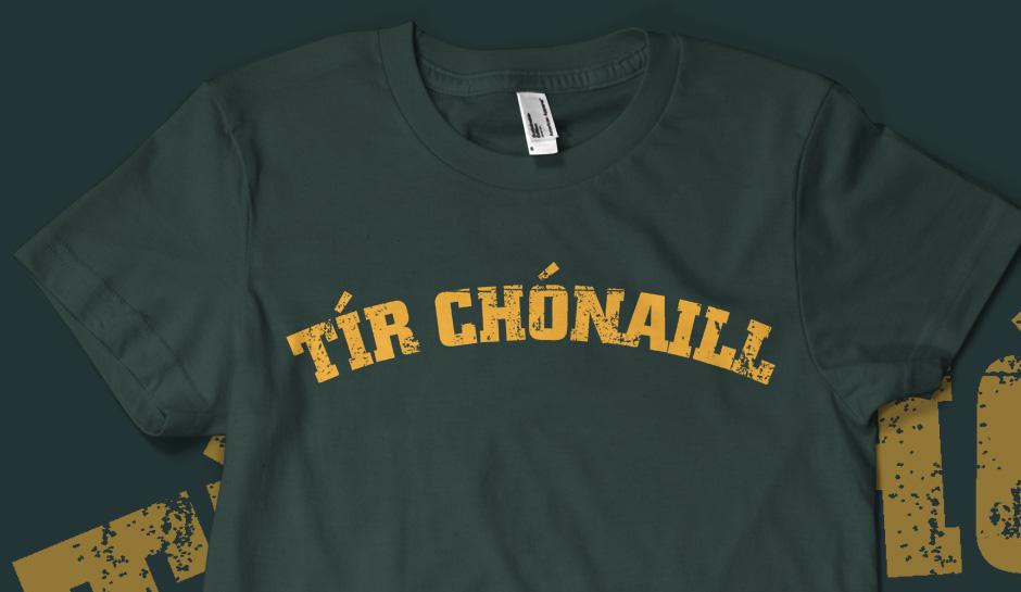 Donegal Tír Chónaill T-shirt