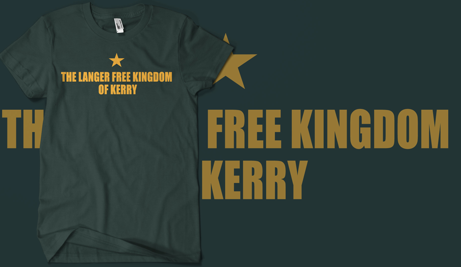 Kerry : Langer Free Kingdom Of Kerry