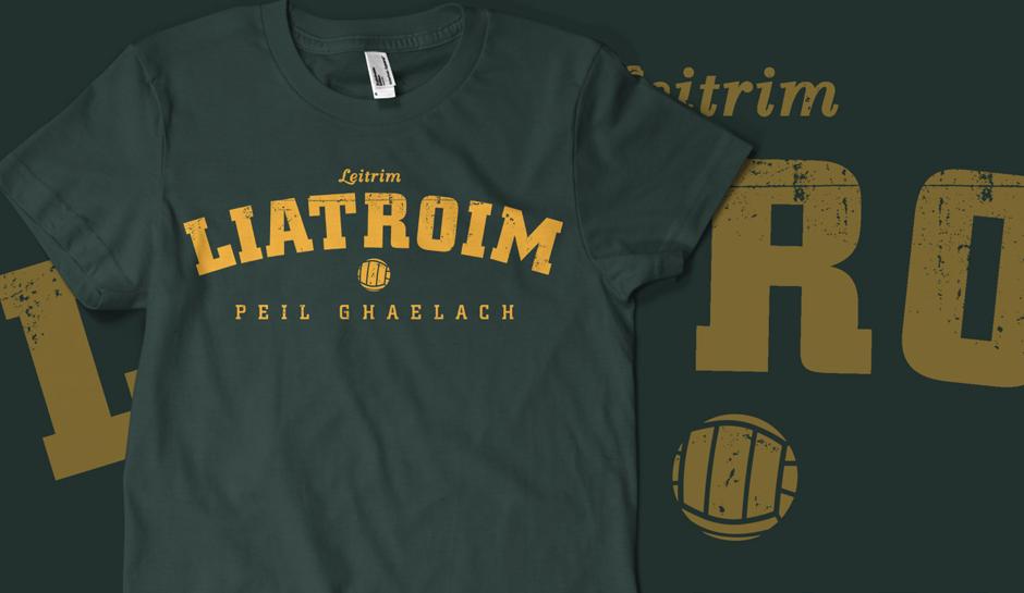 Vintage Leitrim Gaelic Football