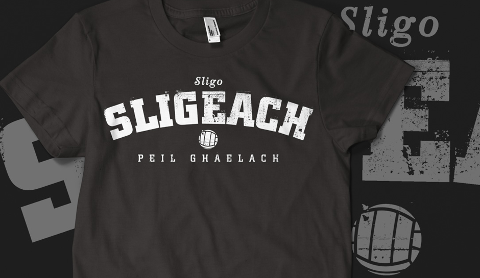 Vintage Sligo Gaelic Football T-shirt